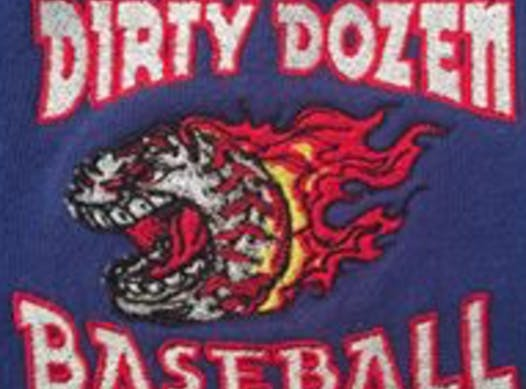 baseball fundraising - Dirty Dozen 13u Baseball Team