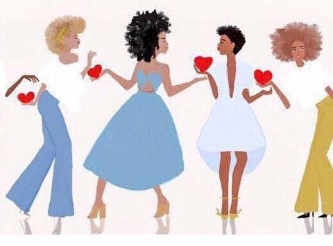 girl guides fundraising - Geaux Bougié Anti-Socialites