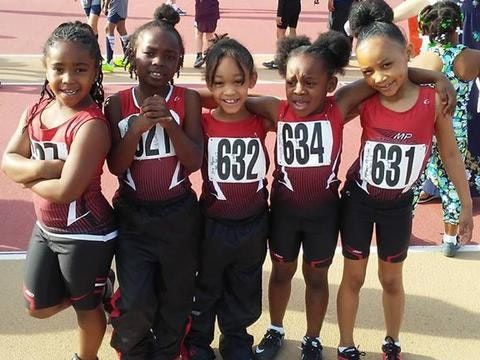 MP STRIDERS YOUTH TRACK CLUB