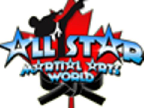 martial arts fundraising - All Star HP Team