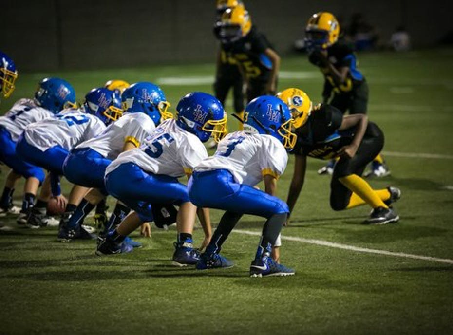 La Mirada Jr PeeWee Football Team