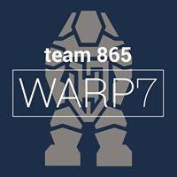 Friends and Family WARP 7 Team 865 Championship Robotics Team