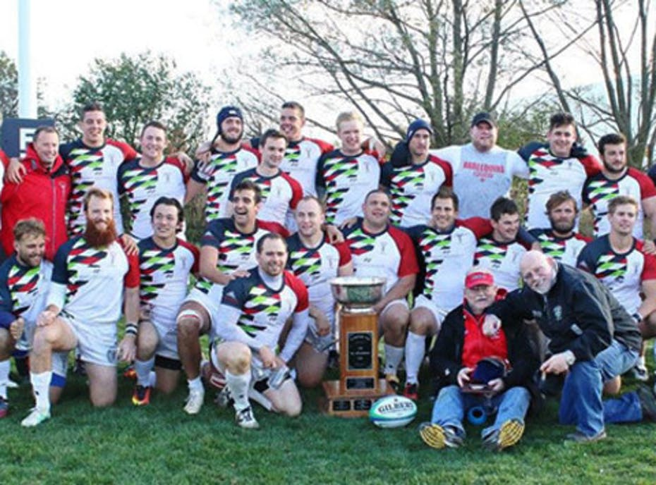 Brantford Harlequins Rugby Football Club