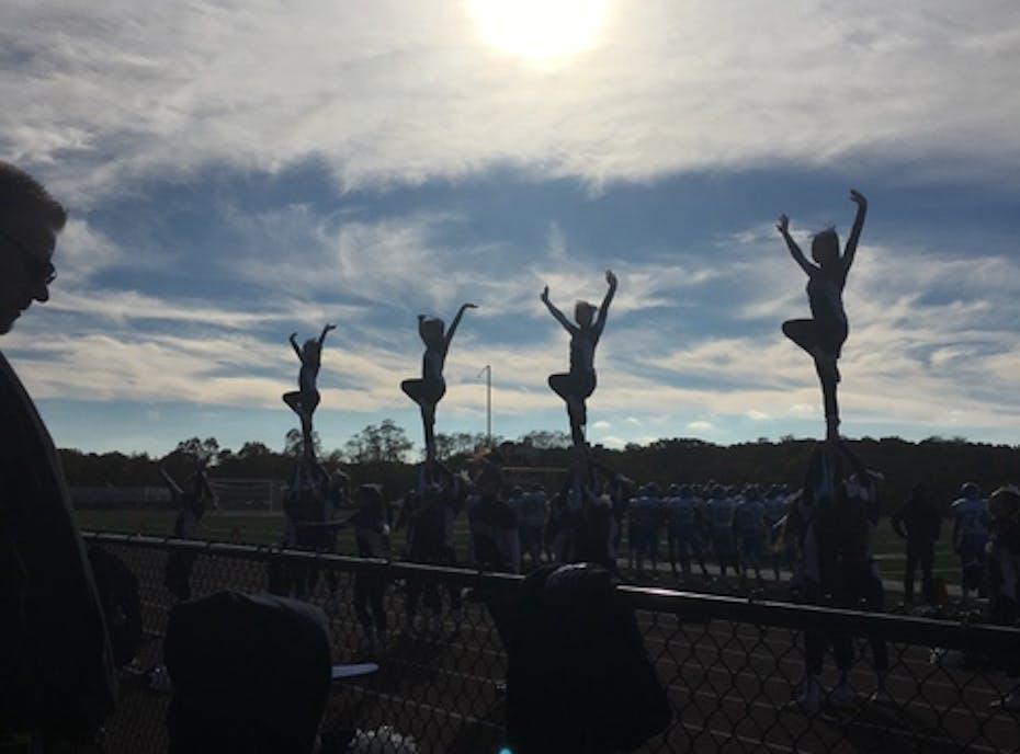 RP Varsity Cheerleaders