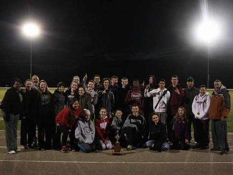 school sports fundraising - North Crawford Track & Field