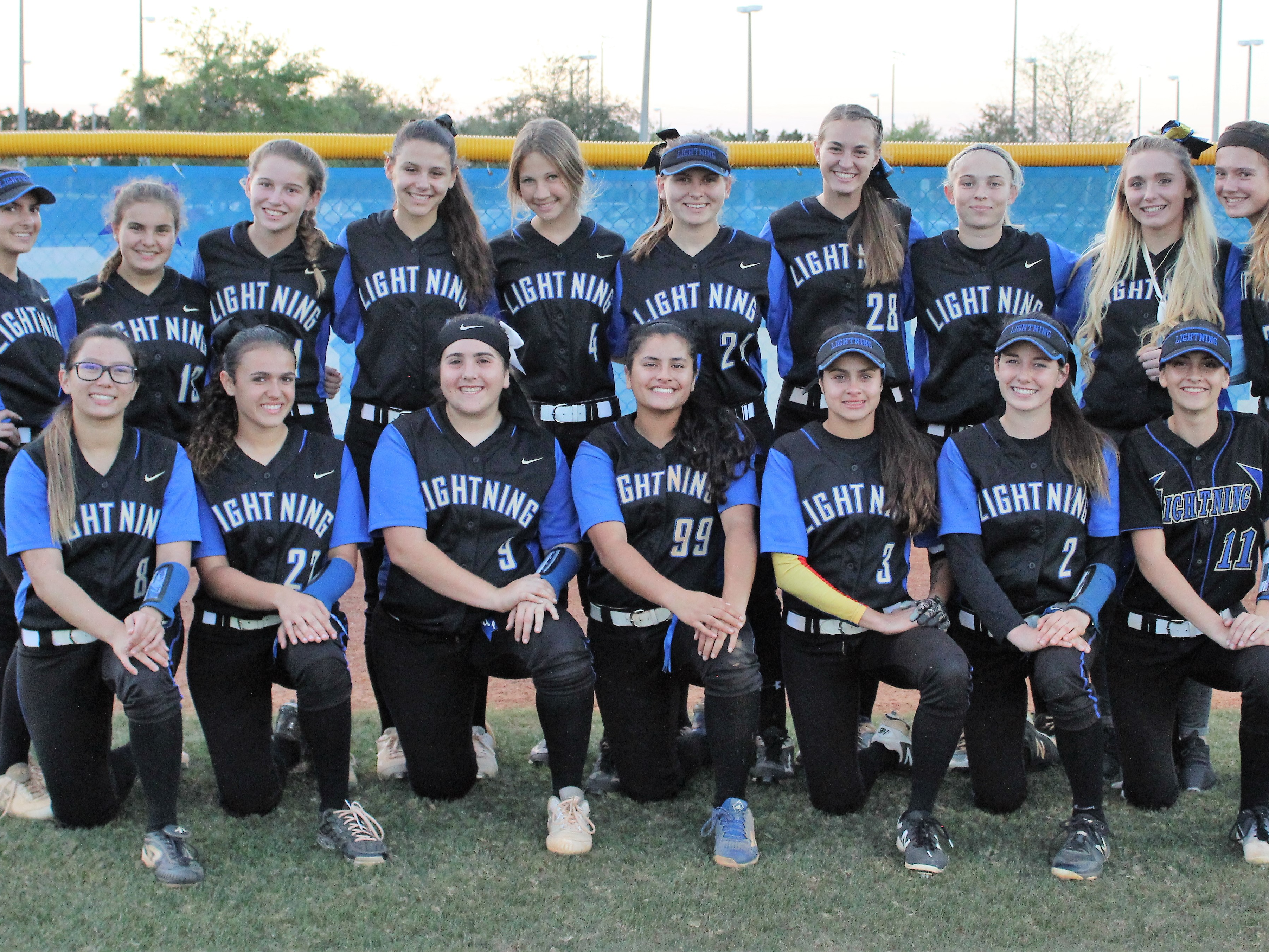 Cypress Bay High School Softball