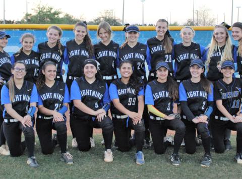 sports teams, athletes & associations fundraising - Cypress Bay High School Softball
