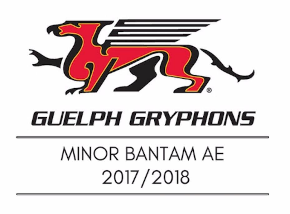 Guelph Gryphons Minor Bantam AE 2017/18