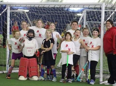 field hockey fundraising - Afton Crimson Knights Youth Field Hockey