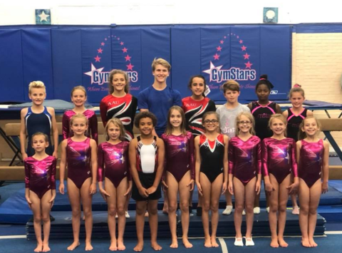 gymnastics fundraising - GymStars AAU Athletes