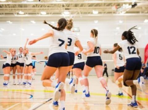 volleyball fundraising - Niagara College Women's Volleyball