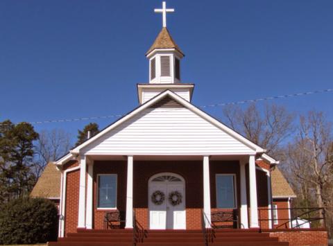 church & faith fundraising - Dunn's Grove Baptist Church