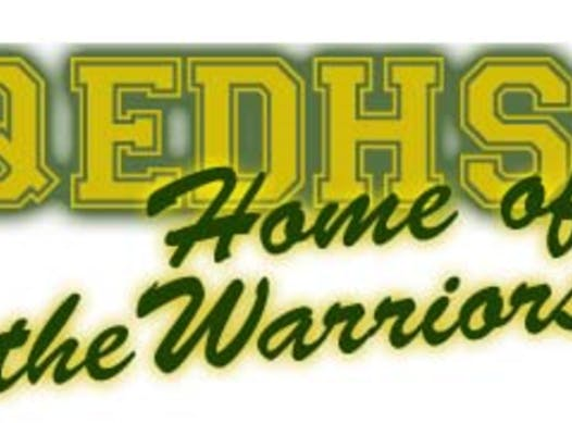 school sports fundraising - QEDHS Warriors