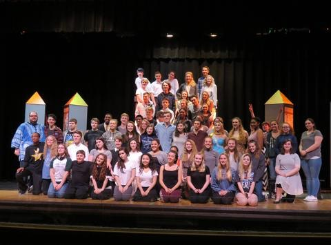 drama fundraising - Jamestown High School Theatre