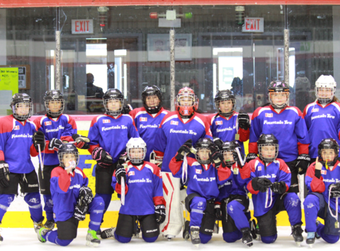 sports teams, athletes & associations fundraising - Fountain Tire Atom Team