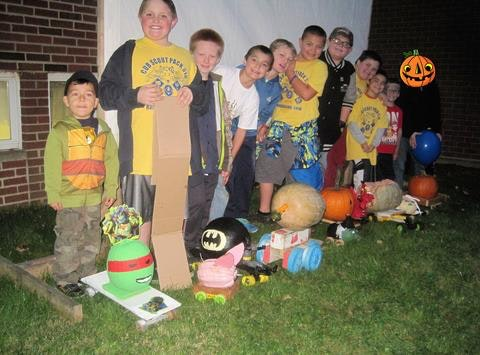 scouts fundraising - Cub Scout pack 316