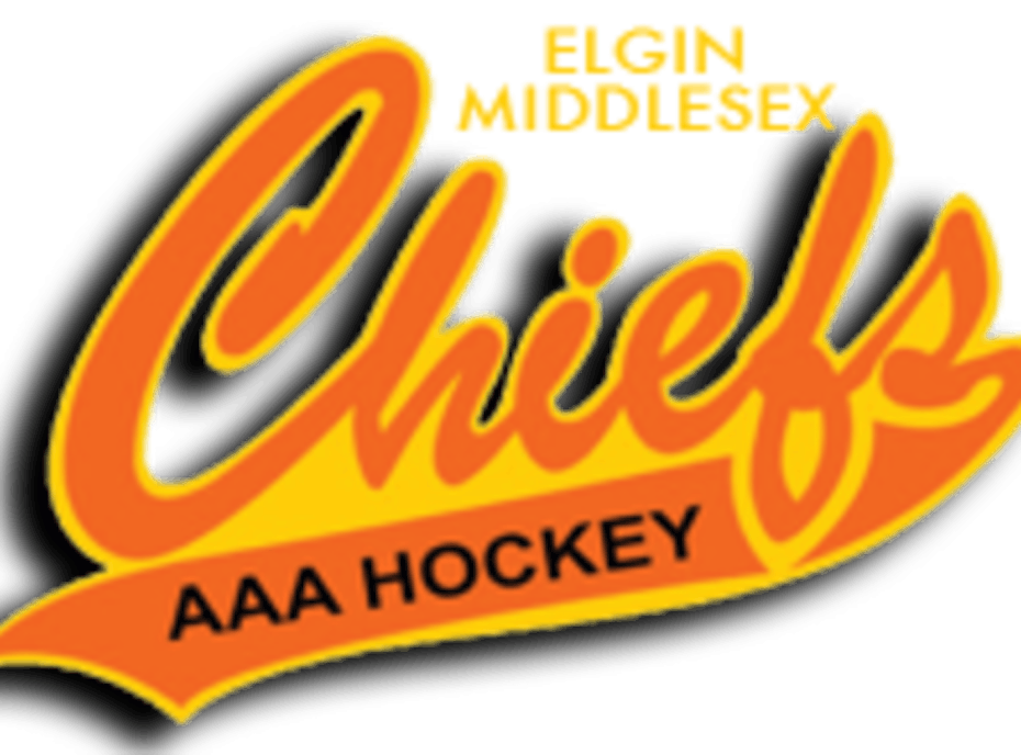 Elgin-Middlesex Chiefs 2007 Major Atom Hockey Team