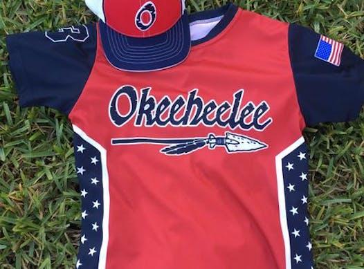baseball fundraising - Okeeheelee Tribe
