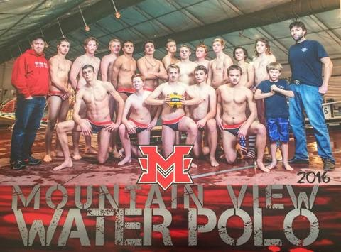 water polo fundraising - Mountain View Water Polo 3 time state champions
