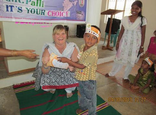 mission trips fundraising - All For Him Ministries
