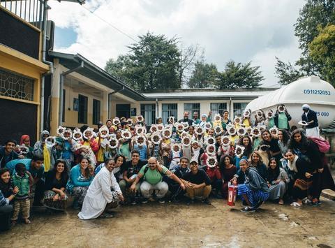The YOF Zambia Mission 2017