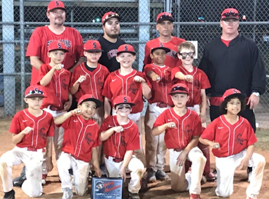 Scorpions 10u Baseball (Durand)