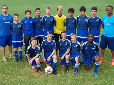 soccer fundraising - Cumberland Cobras Academy BU13
