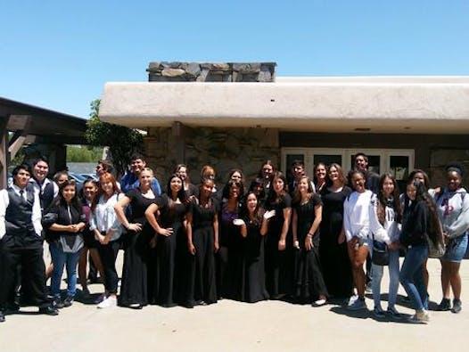 choir fundraising - Riverside Prep Choir Club