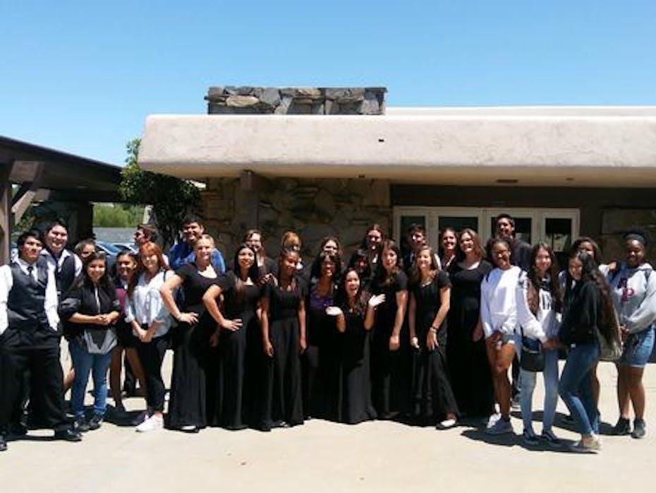 Riverside Prep Choir Club