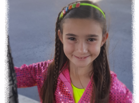 education supplies & expenses fundraising - Lilyana Prentiss National American Miss and Dance