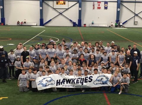 Oshawa Hawkeyes Football Club