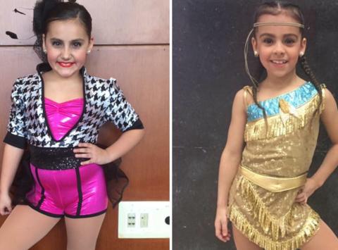 dance fundraising - Jaidyn and Joslyn Dance National Fees