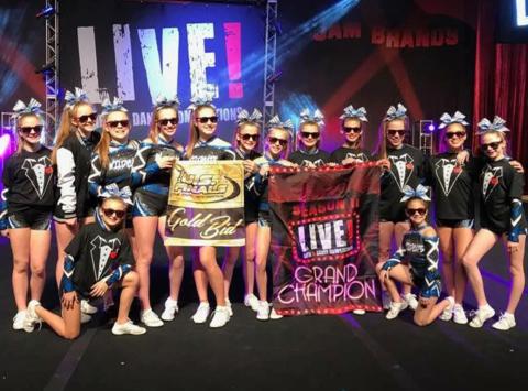 cheerleading fundraising - LOC Wildcats