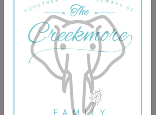 other fundraising - Creekmore Family Team