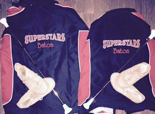 cheerleading fundraising - Superstars Baton Club