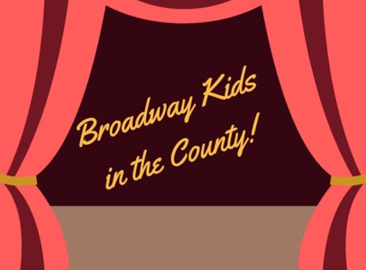 theater fundraising - Broadway Kids in The County