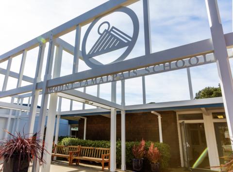 elementary school fundraising - Mount Tamalpais School