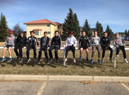 soccer fundraising - Calgary West Roma