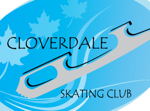 sports teams, athletes & associations fundraising - Cloverdale Skating Club