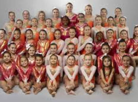 gymnastics fundraising - Jersey Shore Parents Association