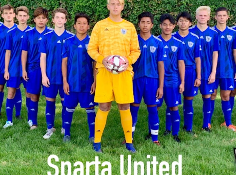 Sparta Premier 2003 Boys MD