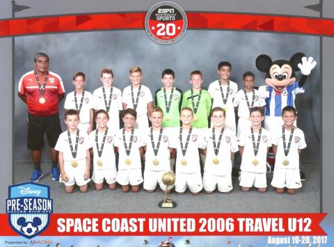 SCUSC 2006 Boys Red