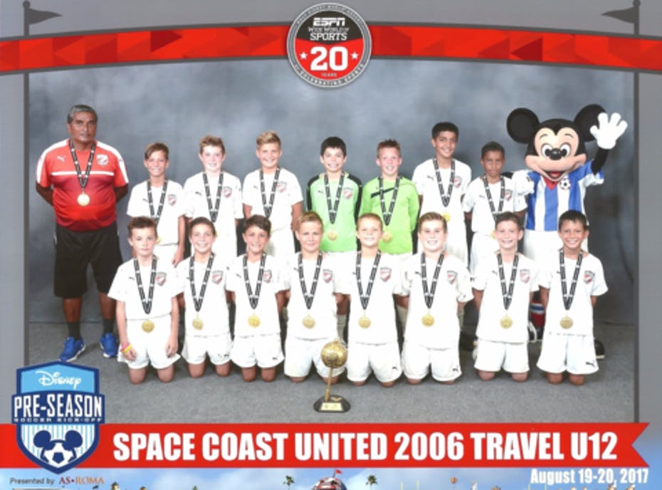 SCUSC 2006 Boys Red
