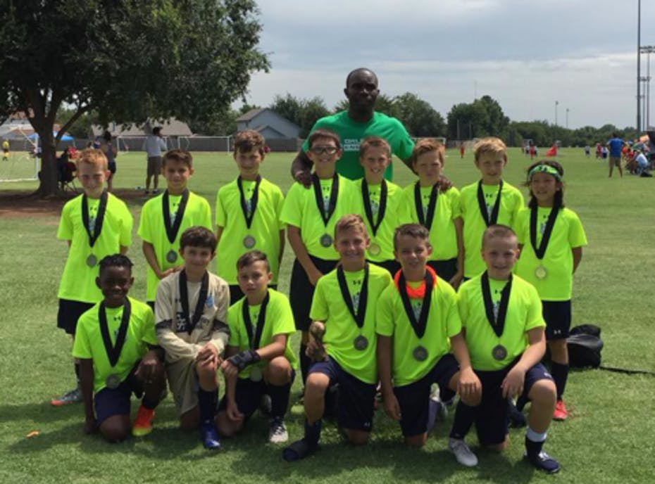 OK Energy FC (Central) '06 Navy Boys