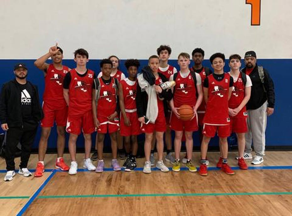 Hot Shots Elite ⛹ 15u