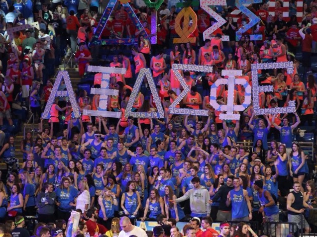 Alpha Xi Delta & Sigma Phi Epsilon Benefiting THON