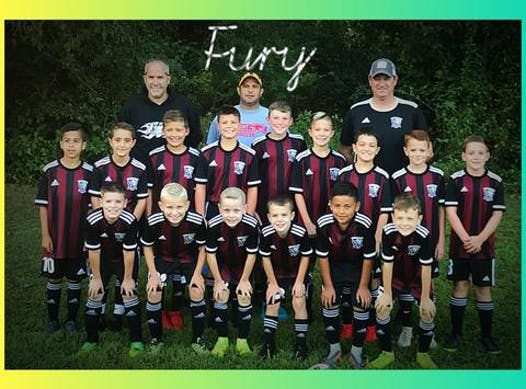 soccer fundraising - WSC 2009 Fury Boys