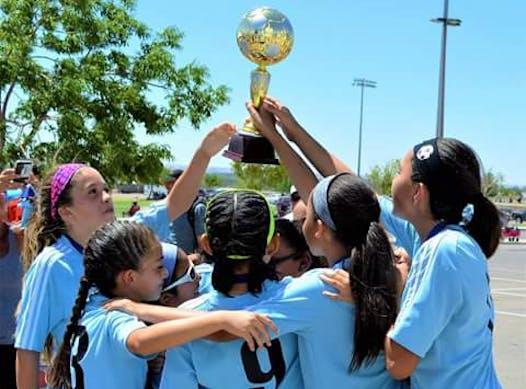 soccer fundraising - El Paso Sereno SC 05/06