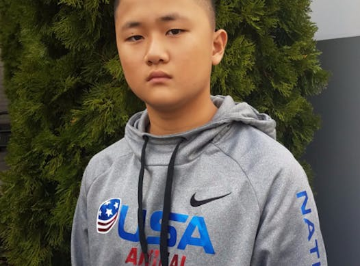 "football fundraising - Caleb ""Animal"" Kim- USA FOOTBALL 2018 US National Team"