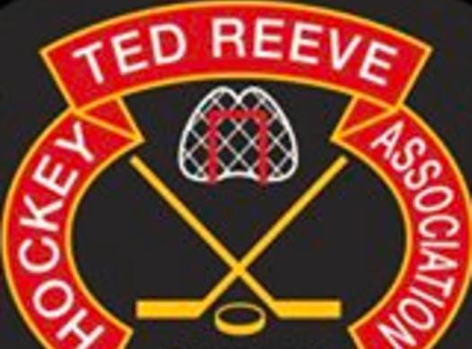 ice hockey fundraising - Ted Reeve Thunder Minor Atom AA